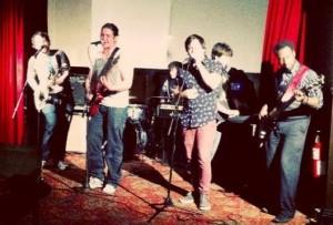 Talmai in rehearsal